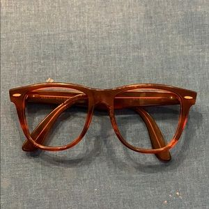 Vintage Ray-Ban Wayfayer II Frames